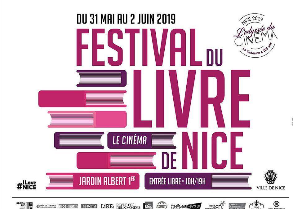 Festival du livre de Nice (29 au 31 mai 2020)